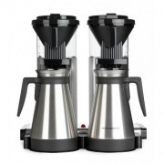 Moccamaster CDGT 20 Polished Silver Thermo