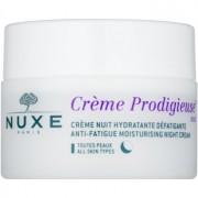 Nuxe Creme Prodigieuse crema de noche hidratante para todo tipo de pieles 50 ml