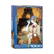 Puzzle 1000 piese paris adventure-helena lam (mare)