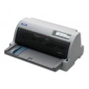 Epson LQ-630 Tecnología: Matricial 24 agujas, 80 Col. - Velocidad: Hasta 300 cps/10 cpi - Resolución: 360 x 180 dpi- Papel: C