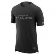 Nike Enzyme Droptail (NFL Falcons) Herren-T-Shirt - Schwarz