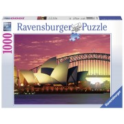 Ravensburger puzzle opera din sidney, 1000 piese