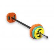 Set Completo Body Pump: Barra + discos + pinzas