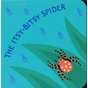 The Itsy-Bitsy Spider, Hardcover
