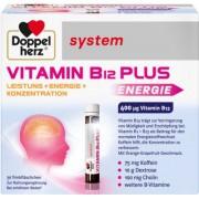 Queisser Pharma GmbH & Co. KG DOPPELHERZ Vitamin B12 Plus system Trinkampullen 30X25 ml