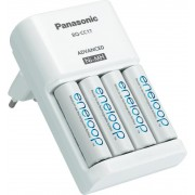 Punjač baterija Panasonic (7h) sa 4 bat. eneloop AA (BQ-CC17), 18570**