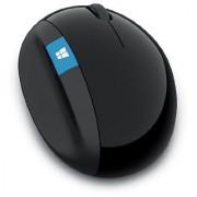 Microsoft Sculpt Ergonomic Mouse (L6V-00001) Black