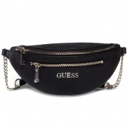 Чанта за кръст GUESS - Caley (VG) Mini HWVG76 74800 BLA