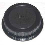 Rear Lens Cap Cover for Canon EF EF-S Lens (Black)