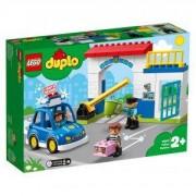Конструктор Лего Дупло - Полицейски участък, LEGO DUPLO, 10902
