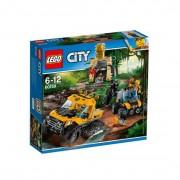 Lego City Jungle Explorers 60159, Djungel – halvbandvagn