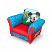 Fotoliu cu Cadru din Lemn Happy Baby Disney - Mickey Mouse