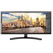 Монитор LG 34 инча, Wide LCD IPS Panel Anti-Glare 34UM68-P