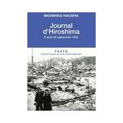 Journal d'Hiroshima. 6 août-30 septembre 1945 - Michihiko Hachiya - Livre