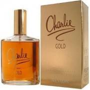 Revlon Charlie Gold eau de toilette 100 ml donna scatola danneggiata