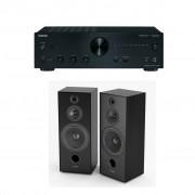 Pachet Amplificator Integrat Onkyo A-9050 + Boxe Pylon Audio Onyks 30