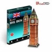 Big Ben Londra Anglia - Puzzle 3D - 13 piese