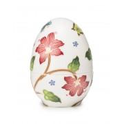 LAMART kutijica u obliku uskršnjeg jajeta s cvjetnim uzorcima