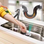 Shopido Avloppsrensare för kök och badrum