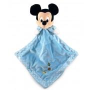Disney Mickey Mouse baby knuffeldoekje blauw