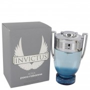 Invictus Aqua by Paco Rabanne Eau De Toilette Spray 3.4 oz