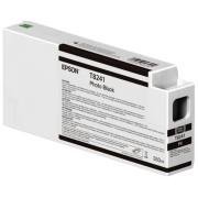 Epson ink cartridge UltraChrome HDX/HD photo black 350 ml T 8241
