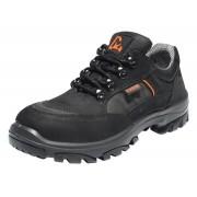 EMMA EVOKE Veiligheidsschoenen Lage Werkschoenen S2 - Zwart/Grijs - Size: 38