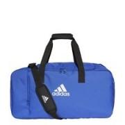 adidas Sporttas Tiro Duffel Medium - Blauw/Wit