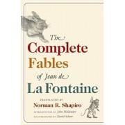 Complete Fables of Jean de La Fontaine, Paperback/Jean de La Fontaine