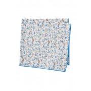 Original Penguin Vestal Floral Pocket Square BLUE