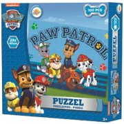 Puzzle Paw Patrol Toy Universe, 100 piese, 3 ani+