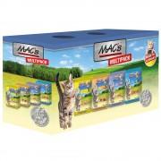 MAC's -5% Rabat dla nowych klientówPakiet mieszany MAC's Cat, 12 x 100 g - Mieszany pakiet drobiowy Darmowa Dostawa od 89 zł i Promocje urodzinowe!
