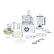 Кухненски робот Bosch MCM4200, 40 функции, LED дисплей, 800W, бял