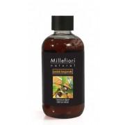 Rezerva de parfum pentru odorizant de camera cu betisoare Millefiori Milano Sandalo Bergamotto