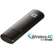 Adaptor wireless D-Link DWA-182, 1200 Mbps, Dual Band, Antena interna