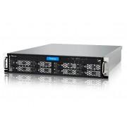 Thecus 8-Bay 2U Rackmount NAS with Intel Skylake Core-i3 6100 CPU