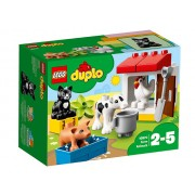 ANIMALELE DE LA FERMA - LEGO (10870)
