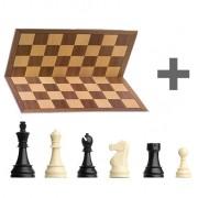 DGT set de piese + tablă de șah