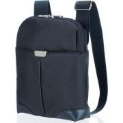 Carry Case, Samsonite S-Oulite-iPad Flat Crossover M, Dark Blue (32U.01.007)
