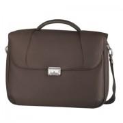 Carry Case, Samsonite X'ion3 Business, Briefcase 3 gussets, 40.6cm/16inch, Dark Brown (U27.13.017)