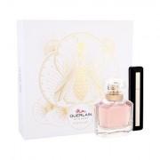 Guerlain Mon Guerlain confezione regalo eau de parfum 50 ml + mascara Cils D´Enfer So Volume 01 Noir/Black 8 da donna