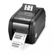 Imprimanta de etichete TSC TX200, Wi-Fi, display