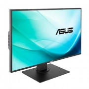 Asus monitor LCD W-LED PB328Q 32\ wide IPS WQHD, 5ms, HDMI, DP, D-Sub, DVI, USB, fekete