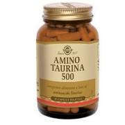 Solgar it. multinutrient spa Amino Taurina 500 50 Cps Solga