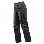 Vaude - Women's Fluid Full-Zip Pants S/S - Pantalon de pluie taille 46, noir