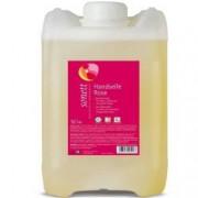 Sapun lichid ecologic cu trandafiri 10L SONETT