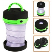 Kudos Led Folding Camping Lantern For Camp Night Lamp Hiking Flashlight Torch