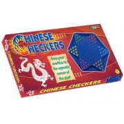 Premium Chinese Checker Board with Marbles and Ludo Classic Games Superb Family Game (Multicolour)