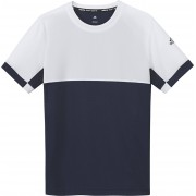 Adidas T16 Tee Boys Trainingspullover, Navy 128