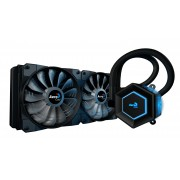 Watercooling AEROCOOL, 2X120mm Full-RGB Fan, CPU Block, Auto-Pressure Valve, Refillable - P7L240